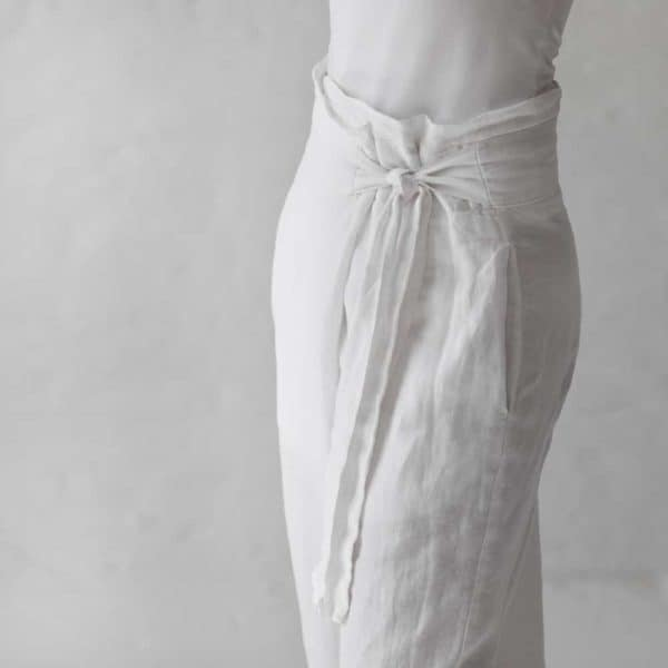 Linen Trousers White 002 600x600